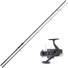 COMBO CARPFISHING DAIWA SET CARPE 08