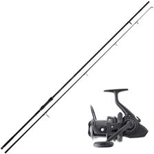 COMBO CARPFISHING DAIWA SET CARPE 10