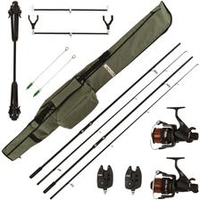 COMBO CARPFISHING MITCHELL GT PRO CARP SET