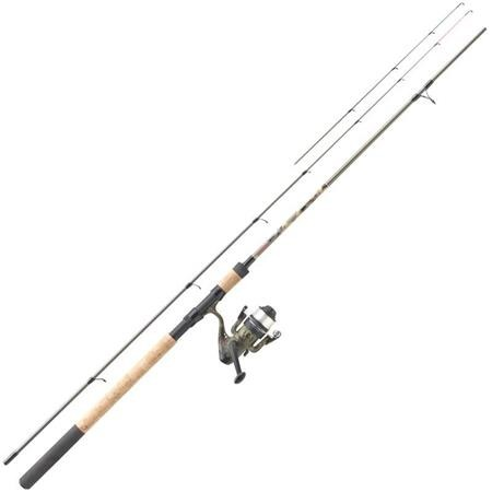 COMBO FISSA MITCHELL TANAGER CAMO QUIVER