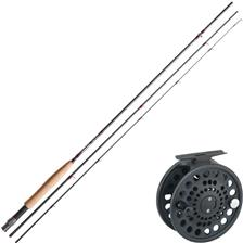 COMBO MOSCA GARBOLINO COMPLET FLYCASTER
