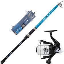 COMBO SERT FISH 'N PLAY TELEBOAT 2405 + 501FD + BOX