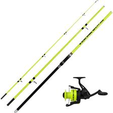 COMBO SURFCASTING ROD FACTORY OCEAN SURF