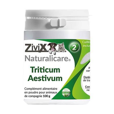 COMPLÉMENT ALIMENTAIRE ZIVIX TRITICUM AESTIVUM