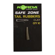 CONE MONTAGEM CARPA KORDA SAFE ZONE RUBBERS - PACK DE 10
