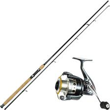 CONJUNTO TRUTA ASTUCIT POWER TROUT + CORIS 6020FD