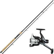 CONJUNTO TRUTA ASTUCIT POWER TROUT + ESEX 3020RD