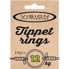 Tying Vision TIPPET RINGS SMALL