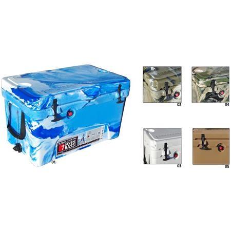 COOL BOX SEVEN BASS MASTA FROST 45