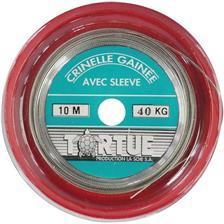 Leaders Tortue CRINELLE GAINEE 10 M RÉSISTANCE 36 KG