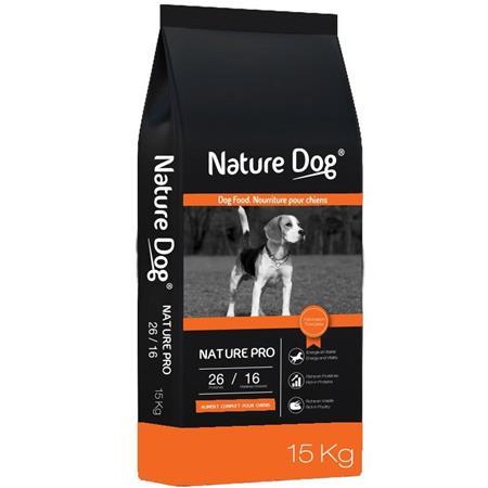 CROQUETTES CHIEN DE CHASSE NATURE DOG NATURE PRO 26/16