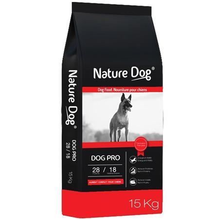 CROQUETTES CHIEN DE CHASSE NATURE DOG DOG PRO 28/18