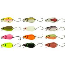 Lures Molix CUILLER ONDULANTE 3.5G MAT CHARTREUSE STRIPE SCALES