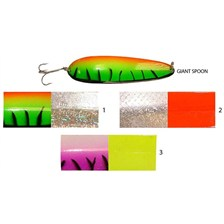 Lures X-Cat GIANT SPOON COULEUR 2