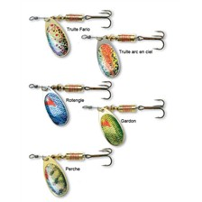 Lures Balzer COLONEL Z SPINNER PERCHE 3G