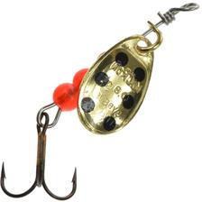 Lures Bretton SUPER CYBELE OR POINTS NOIR 1G - OR