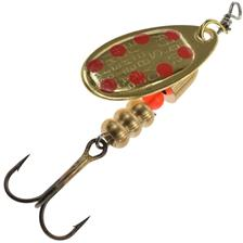 Lures Bretton SUPER CYBELE OR POINTS ROUGE 3.5G - OR