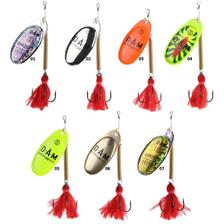 Lures Effzett EFFZETT SHALLOW RUNNER N°4 FLUO ORANGE