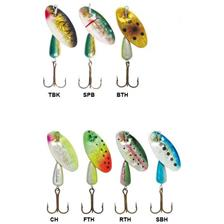Lures Panther Martin OLOGRAFICO 2G COULEUR BTH