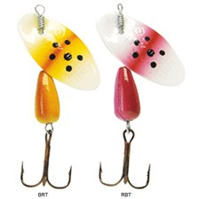 Lures Panther Martin SFUMATO CON PUNTI 6GR COULEUR RBT