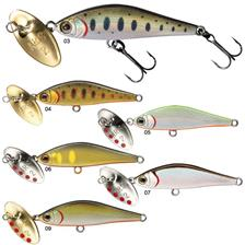 CUILLER TOURNANTE SMITH AR-HD MINNOW - 4.8G