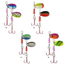 Lures Magic Trout UL SPINNER 1.7G 04 PINK RAINBOW