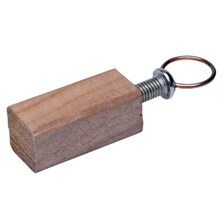 DECOY WOOD WITH SCREW JANUEL