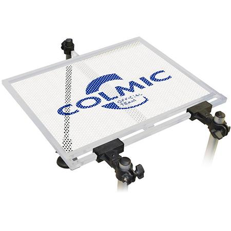 DESSERTE COLMIC HOLLOW SIDE TRAY SLIDER