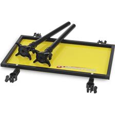 DESSERTE TUBERTINI SIDE TRAY MK - JAUNE