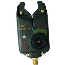 Instruments CarpSounder BASIC DETECTEUR CAMOU BASIC CAMOU DIODE JAUNE