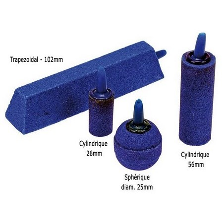 DIFFUSERS FOR AERATOR PAFEX