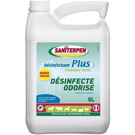 DISINFETTANTE SANITERPEN PLUS - 5L