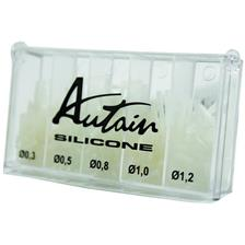 DISPENSER BOX AUTAIN RIBOSPORT SILICONE FLOAT SLEEVES ASSORTIS