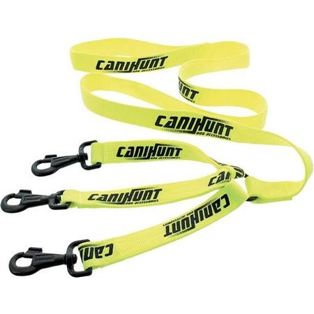 DOG LEAD CANIHUNT TRIPLER