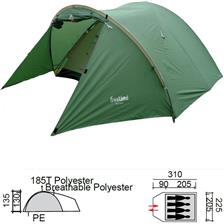 DOME TENT FREETIME MAREO 4P