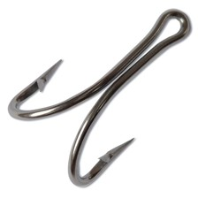 DOUBLE SALTWATER HOOK MUSTAD 7982HS-SS