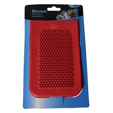 DOUBLE-SIDED GROOMING DOG GLOVE