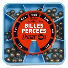DRILLED BULLETS DISPENSER BOX SENSAS
