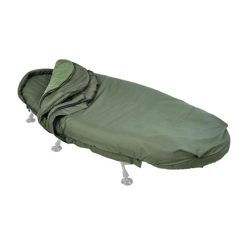 DUVET TRAKKER LEVELITE OVAL BED 365 SLEEPING BAG - T208209