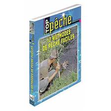 DVD - 10 METHODES DE PECHE FACILES  - MULTI PECHE - TOP PECHE
