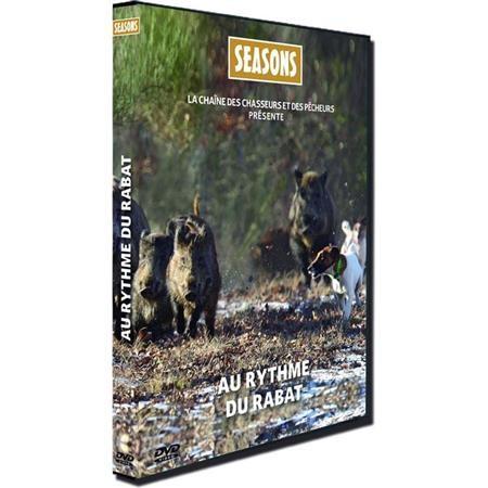 DVD - AU RYTHME DU RABAT - CHASSE DU GRAND GIBIER - SEASONS