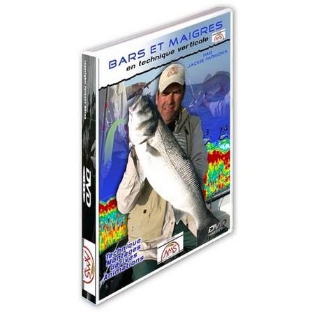 DVD BARS & MAIGRES EN TECHNIQUE VERTICALE - J. FARRONA AMS