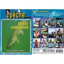 DVD - BEST-OF CARNASSIERS : LES PLUS BEAUX COMBATS  - PÊCHE DES CARNASSIERS - TOP PÊCHE
