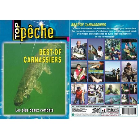DVD - BEST-OF CARNASSIERS