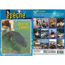 DVD - BEST-OF CARPES : LES PLUS BEAUX COMBATS  - PECHE DE LA CARPE - TOP PECHE