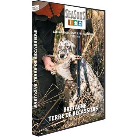 DVD - BRETAGNE, TERRE DE BECASSIERS - CHASSE DU PETIT GIBIER - SEASONS
