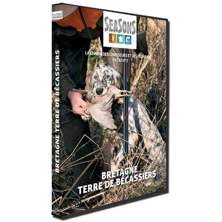 DVD - BRETAGNE TERRE DE BECASSIERS SEASONS