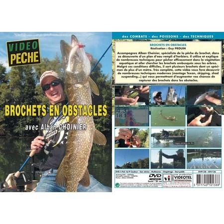 DVD - BROCHETS EN OBSTACLES AVEC ALBAN CHOINIER