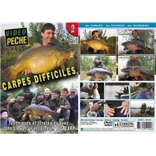 DVD - CARPES DIFFICILES : TECHNIQUES ET STRATÉGIES AVEC JOHN LLEWELLYN - PÊCHE DE LA CARPE - VIDÉO PÊCHE