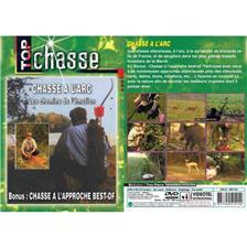 DVD - CHASSE À L'ARC : LES CHEMINS DE L'ÉMOTION + BONUS CHASSE A L'APPROCHE  - CHASSE A L'ARC - TOP CHASSE